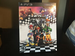 Kingdom Hearts Limited Edition Sealed