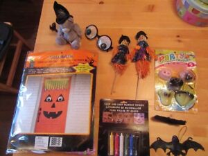 HALLOWE'EN ITEMS - LOT # 1 & 2 - REDUCED!!!!