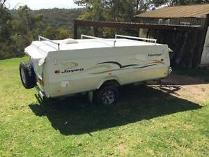 "Jayco Flamingo ""Outback"" Camper Trailer Arcadia Hornsby Area Preview"