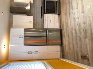 Clean and Newly Renovated Upper Suite 3 bdrm 5 min Walk from VIU