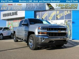 2018 Chevrolet Silverado 1500 LT  EZ Liftgate I Bluetooth