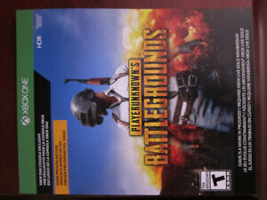 PLAYERUNKNOWN'S BATTLEGROUNDS for Xbox One (Digital Download)