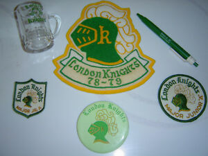 Older London Knights Collectables London Ontario image 1