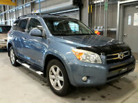 2006 Toyota RAV4 Limited SUV,LOW KMS