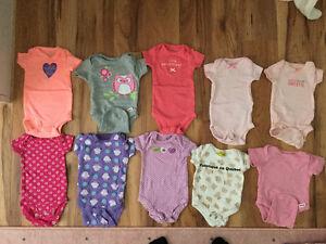 Essentials Newborn girl (5-8 lbs) Less then 1$ per item