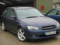 Subaru Legacy 2.5i SE, ESTATE 4WD. LOVELY CONDITION, GREAT DRIVE.