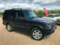 2002 Land Rover Discovery TD5 ES Auto Estate Diesel Automatic