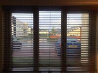 Wooden Brown Venetian blinds