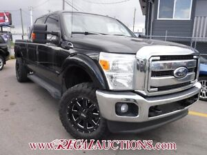 2011 FORD F250 S/D