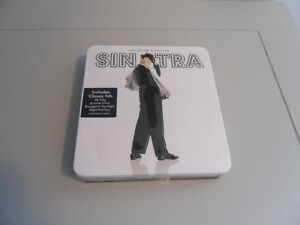 NEW COLLECTOR'S EDITION FRANK SINATRA 2 CD SET FOR SALE