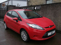 12 62 FORD FIESTA 1.25 16V EDGE 5DR AIRCON SPORTS SEATS LOW TAX LOW INSURANCE