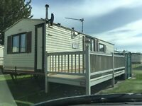 6 berth caravan in Skegness