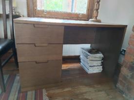 Wooden desk - quick sale needed