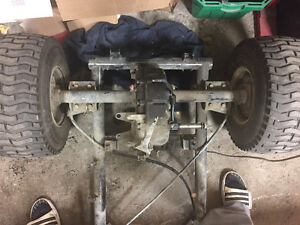 1986 Yamaha G1 rear differential