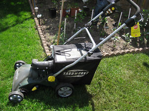 YARD WORKS LAWN VAC