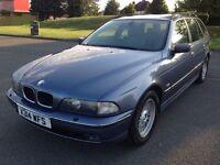 BMW 5SERIE 2.9 530d SE Touring 5dr HPI CLEAR