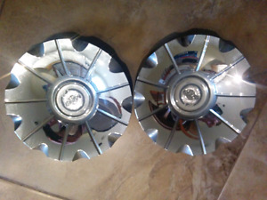 Hubcap centers-chrysler300