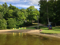 COME TO CALABOGIE CANADA THE FISH ARE ALWAYS BITING