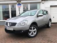 2008 08 Nissan Qashqai 2.0 2WD Tekna~FSH~1 YRS MOT~EXCELLENT SPECIFICATION~