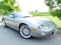 2005 Jaguar Xkr 4.2 Supercharged 2dr Auto FSH! Sat Nav! Heated Seats! 2 door...