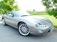 2005 Jaguar Xkr 4.2 Supercharged 2dr Auto FSH! Sat Nav! Heated Seats! 2 door...