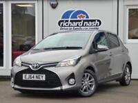 2014 TOYOTA YARIS 1.4 D 4D Icon