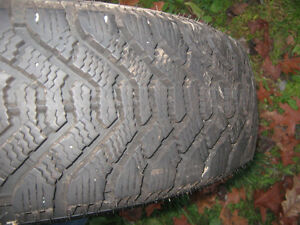 GOODYEAR NORDIC Winter Tire 205/75 R14 - nearly new