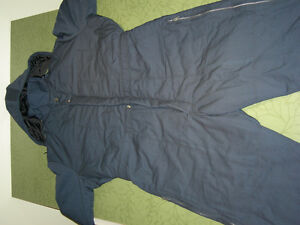 New Winter Insulated Coveralls