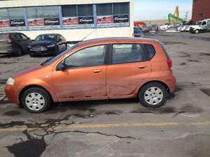 2006 Pontiac Wave For Sale, CHEAP, Works Great, Must sell ASAP