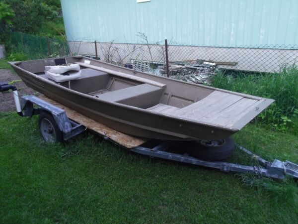 Used 2012 G3 Boats 1236