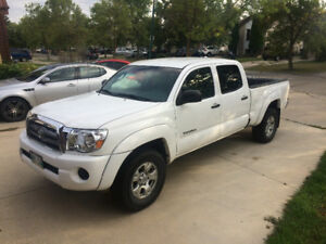 2009 Toyota Tacoma Sr5 double cab Other
