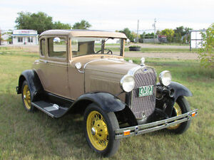 1930 Ford Model A Coupe - $18,000 FIRM