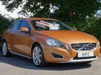 2010 Volvo S60 2.0 D3 SE Lux Geartronic 4dr