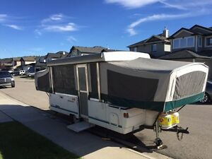1997 Coleman Niagra by Fleetwood tent trailet