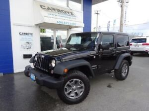 2015 Jeep Wrangler Sport, 2 Dr, Automatic, A/C, Hard Top