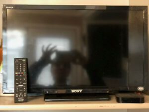 "TV Bravia 24"" (diag.) LED HDTV"