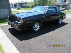 Buick Grand National 87