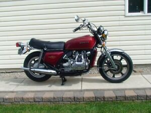 VERY RARE 1975 HONDA GOLD WING GL1000