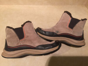 Women's Lands End Insulated Slip-On Boots Size 8 London Ontario image 5