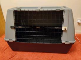 MP Bergamo Bracco 90 Dog Pet Carrier / Crate / Car 88x51x58h