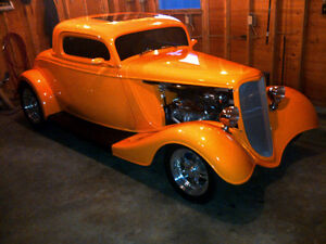 1934 Ford Coupe, Must be seen! Strathcona County Edmonton Area image 7