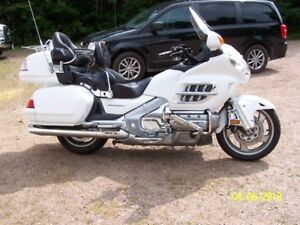 2006 Honda GL 1800 Goldwing in excellent shape