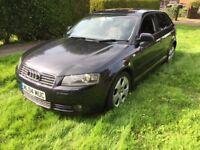 Audi A3 2004 2.0 fsi