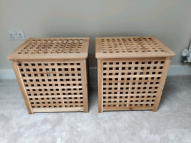 IKEA Storage Boxes - Side Tables