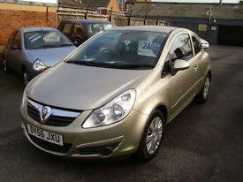 Vauxhall Corsa 1.2i 16v Club 3 door