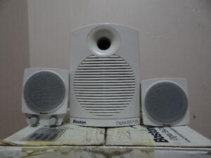 Boston Acoustics Digital Computer Speakers
