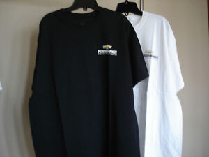 CHEVROLET PERFORMANCE T SHIRTS
