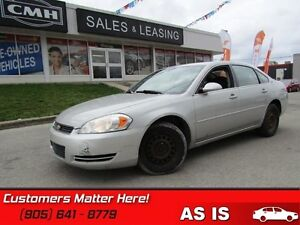 2007 Chevrolet Impala LS   AS TRADED *UNCERTIFIED*