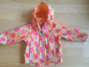 Toddler LL Bean Raincoat Size 2T - Excellent Condition