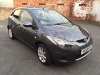 MAZDA 2 TS2 LOW MILEAGE 12 MONTH MOT HPI CLEAR